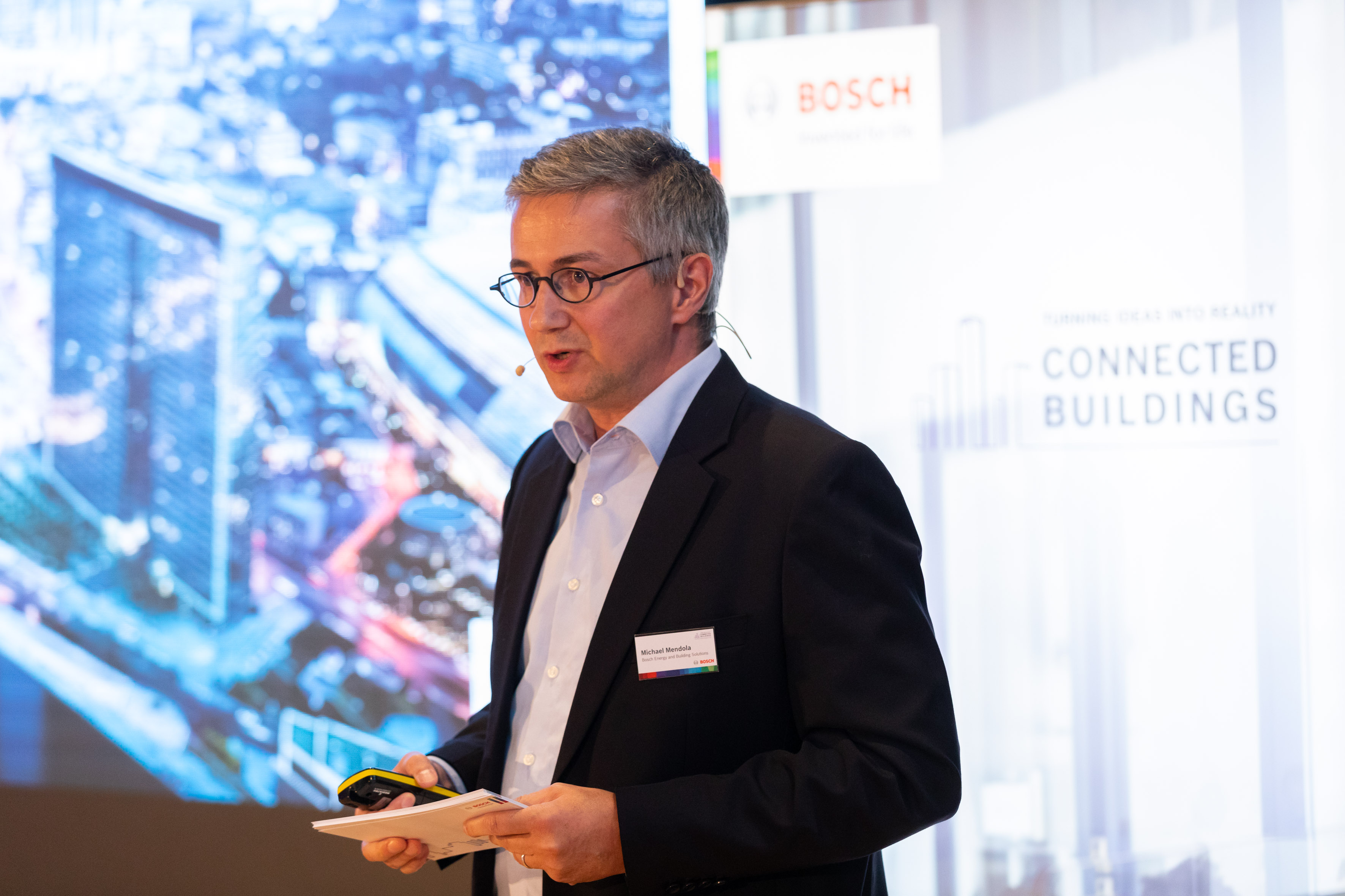 Bosch Energy and Building Solutions Italy