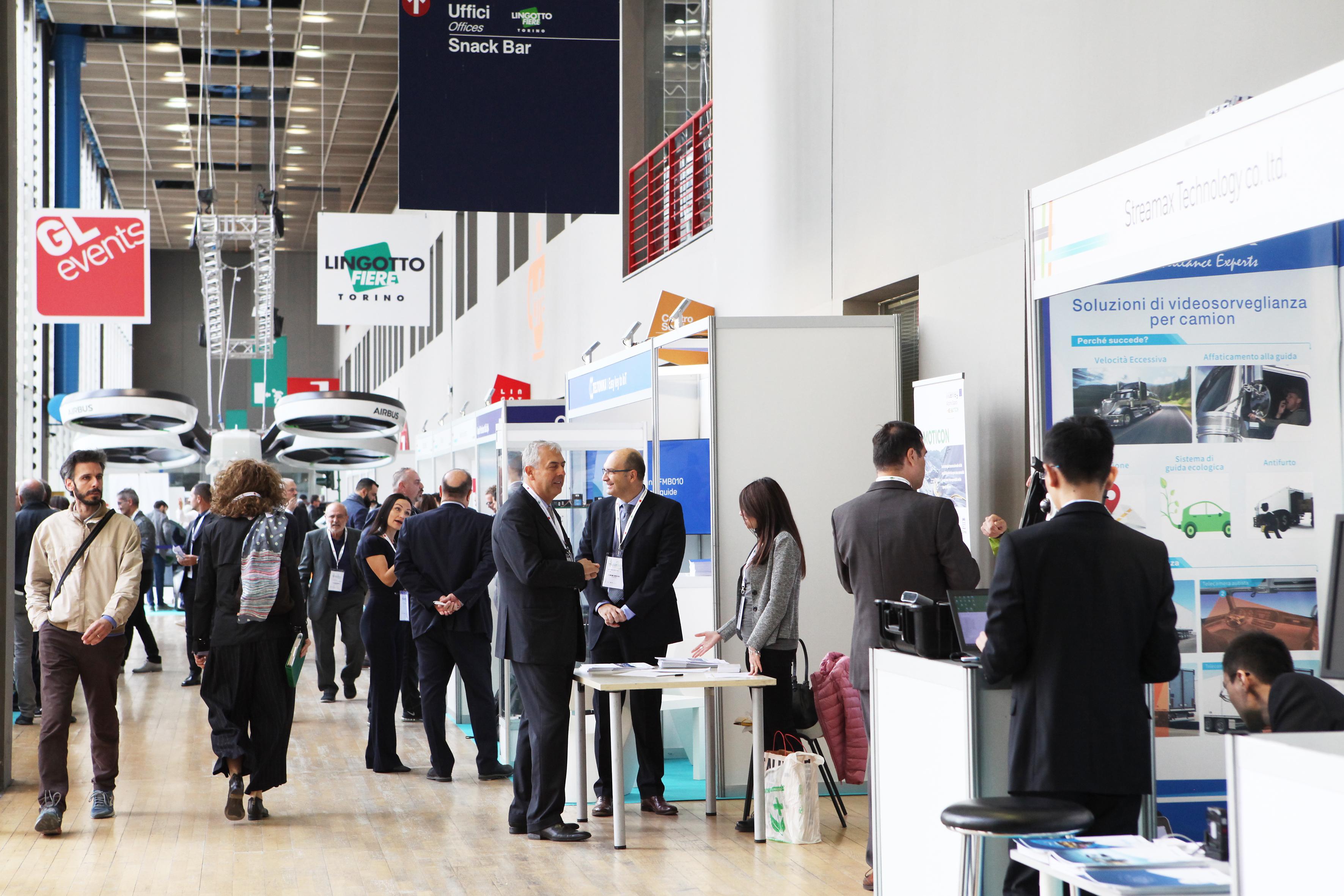 Le innovazioni Bosch alla Future Mobility Week di Torino