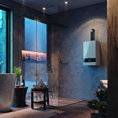 Massima efficienza ed ottimo rapporto qualità-prezzo - Buderus presenta Logamax plus GB122