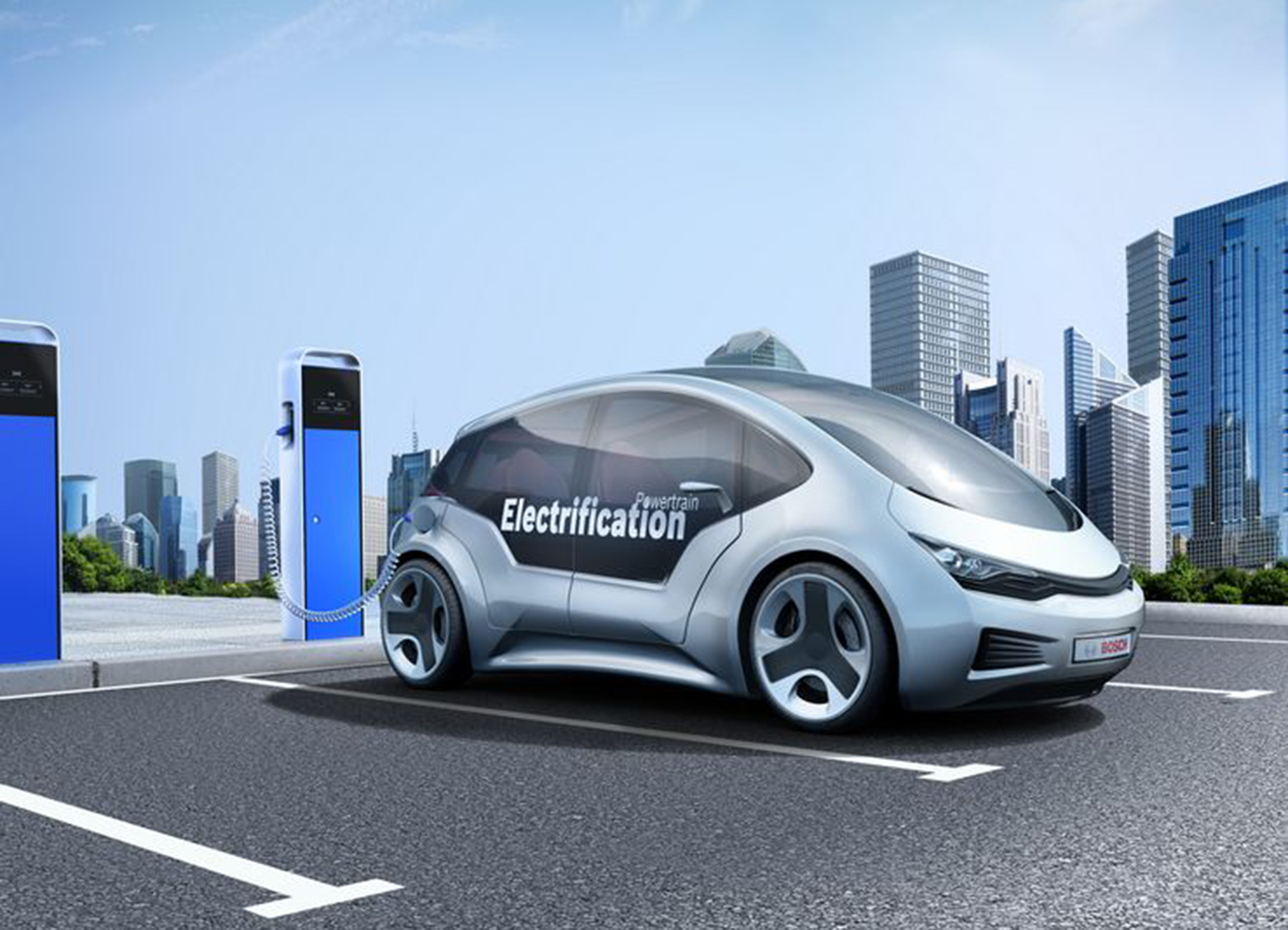 Bosch entra nel business del car sharing con i furgoni elettrici