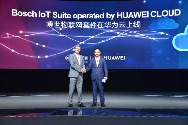 Bosch lancia soluzioni IoT su Huawei Cloud