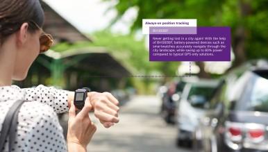 Bosch annuncia BHI160BP, il primo sensore smart di posizionamento per wearable