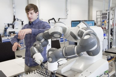 Intelligenza Artificiale: i tedeschi ritengono che non ci sia motivo di temere i robot come collaboratori