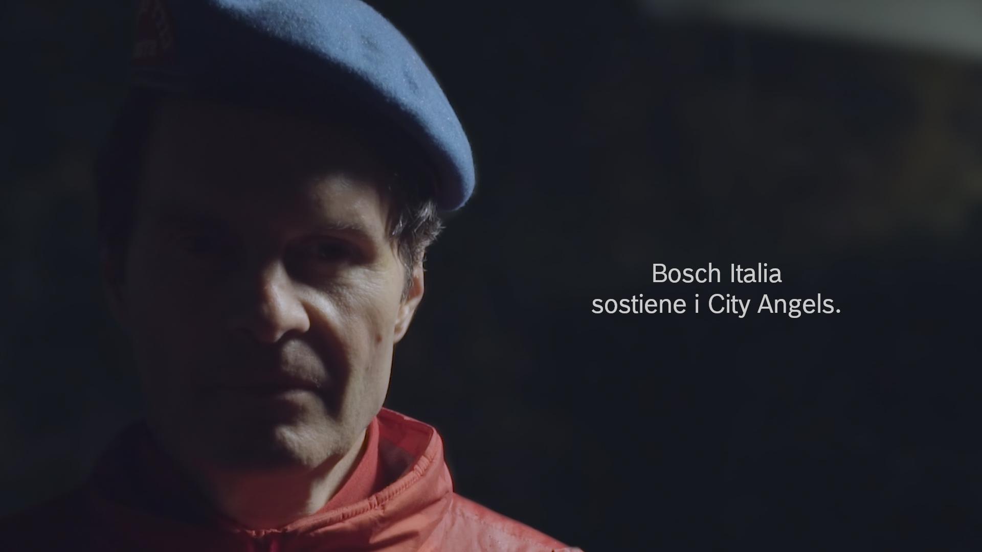 Bosch sostiene i City Angels