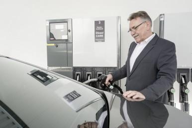 Bosch sta sperimentando il carburante diesel totalmente rinnovabile