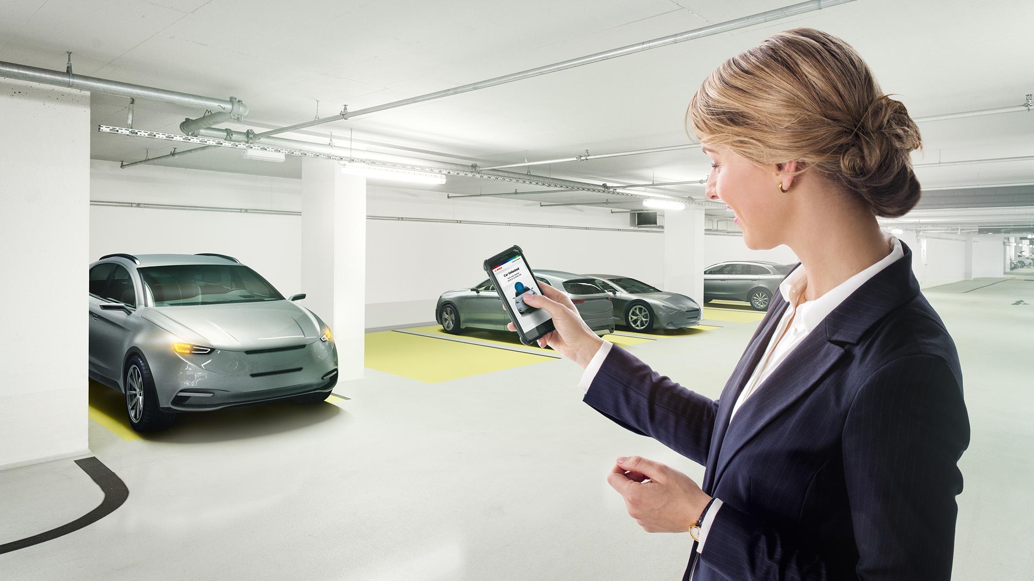 """Il sistema Bosch è la """"chiave"""" per prevenire il furto dell'auto"""