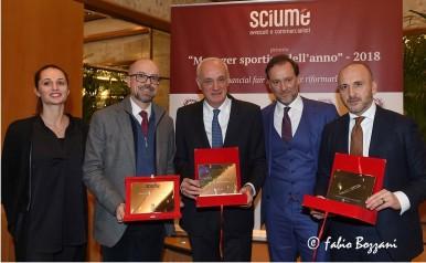 Bosch Italia riceve il premio Sport e Impegno sociale