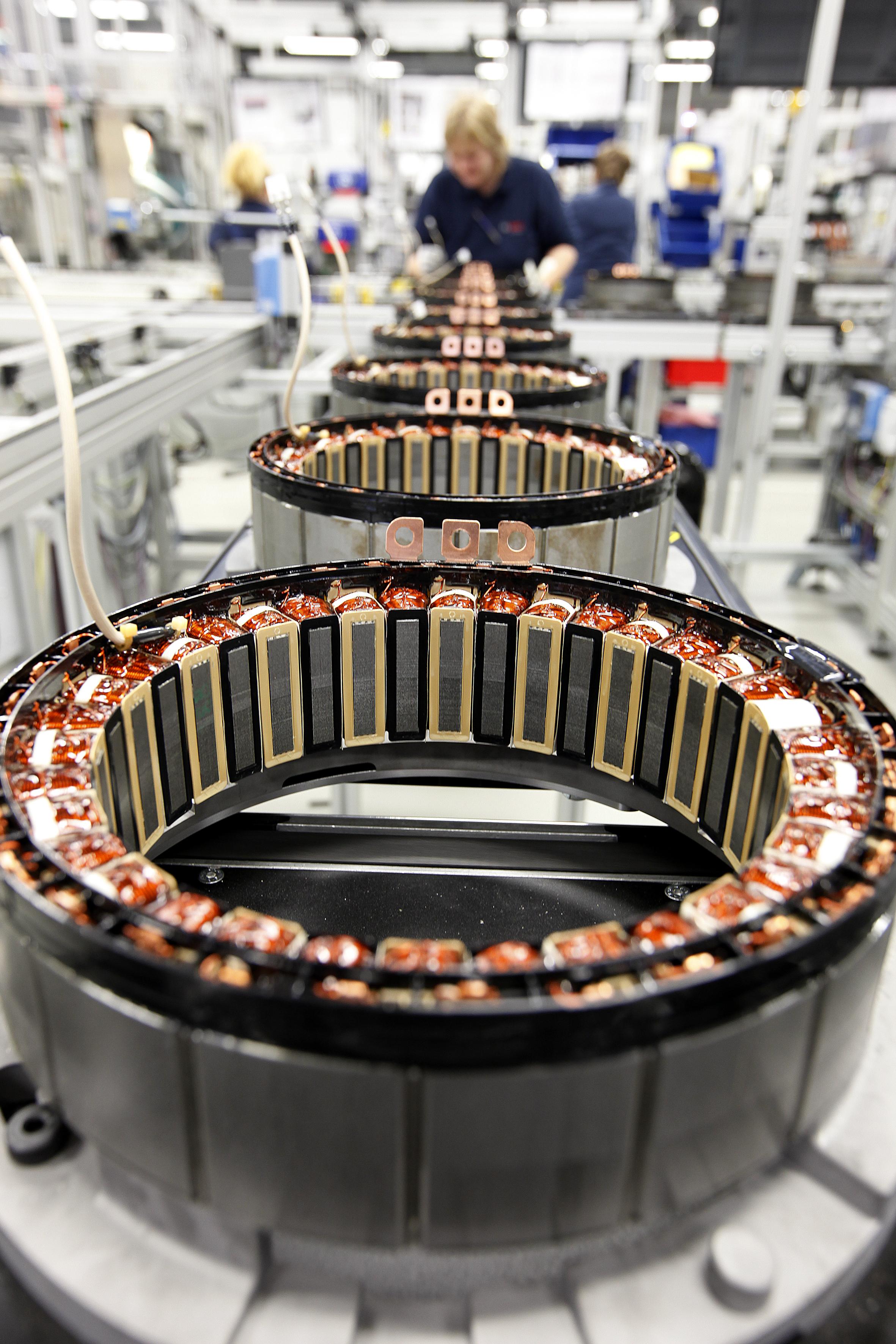 Bosch diventa azionista unico dell'azienda di produzione di motori elettrici EM-motive
