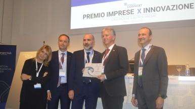 Bosch riceve il Premio Imprese x Innovazione 2018