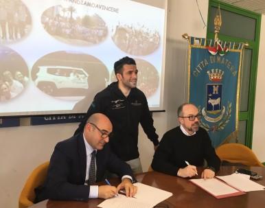 Progetto Allenarsi per il Futuro - L'impegno di Bosch e Regione Basilicata
