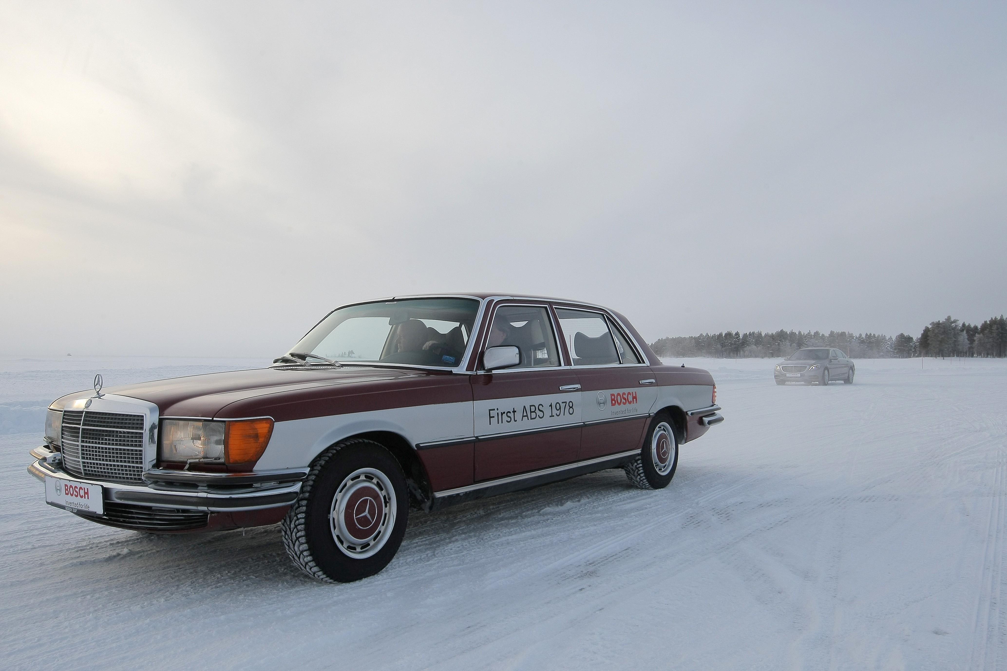 Mercedes Klasse S 116