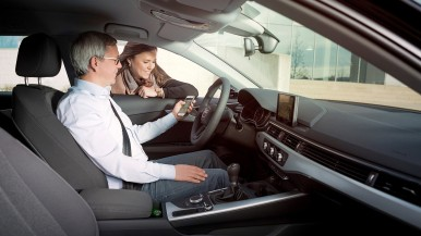 Beginning March 31, connected vehicles with eCall will automatically call for help in an accident