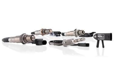 Bosch-sensoren voor het uitlaatsysteem