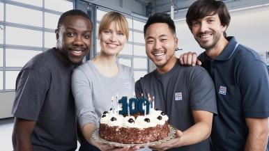 100 jaar Bosch Car Service: innovatie geboren uit traditie