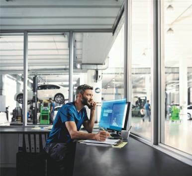 Bosch introduceert de Bosch Werkplaats Managementsoftware (WSMS)