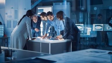 Bosch ontwikkelt samen met Microsoft een softwareplatform voor een naadloze kopp ...