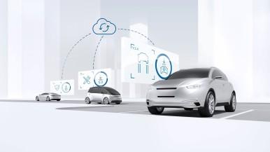 Bosch ontwikkelt en produceert onderdelen voor geautomatiseerd rijden