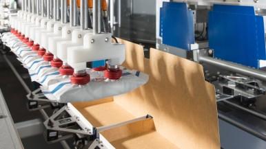 Bosch is voornemens om de bedrijfstak verpakkingsmachines te verkopen