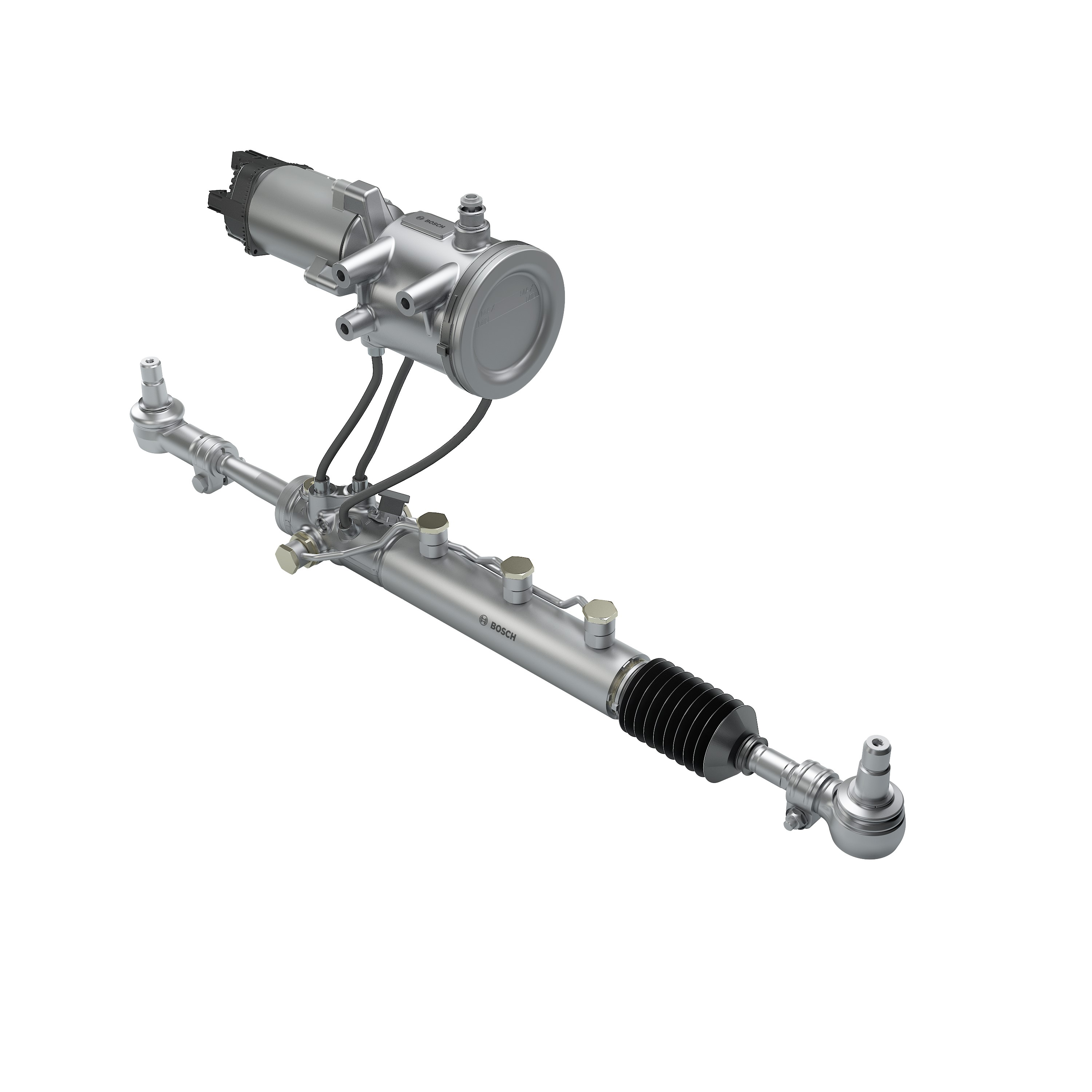 Rear Axle Steering system