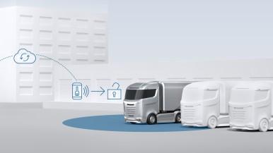 Met deze Bosch-app zijn autosleutels verleden tijd