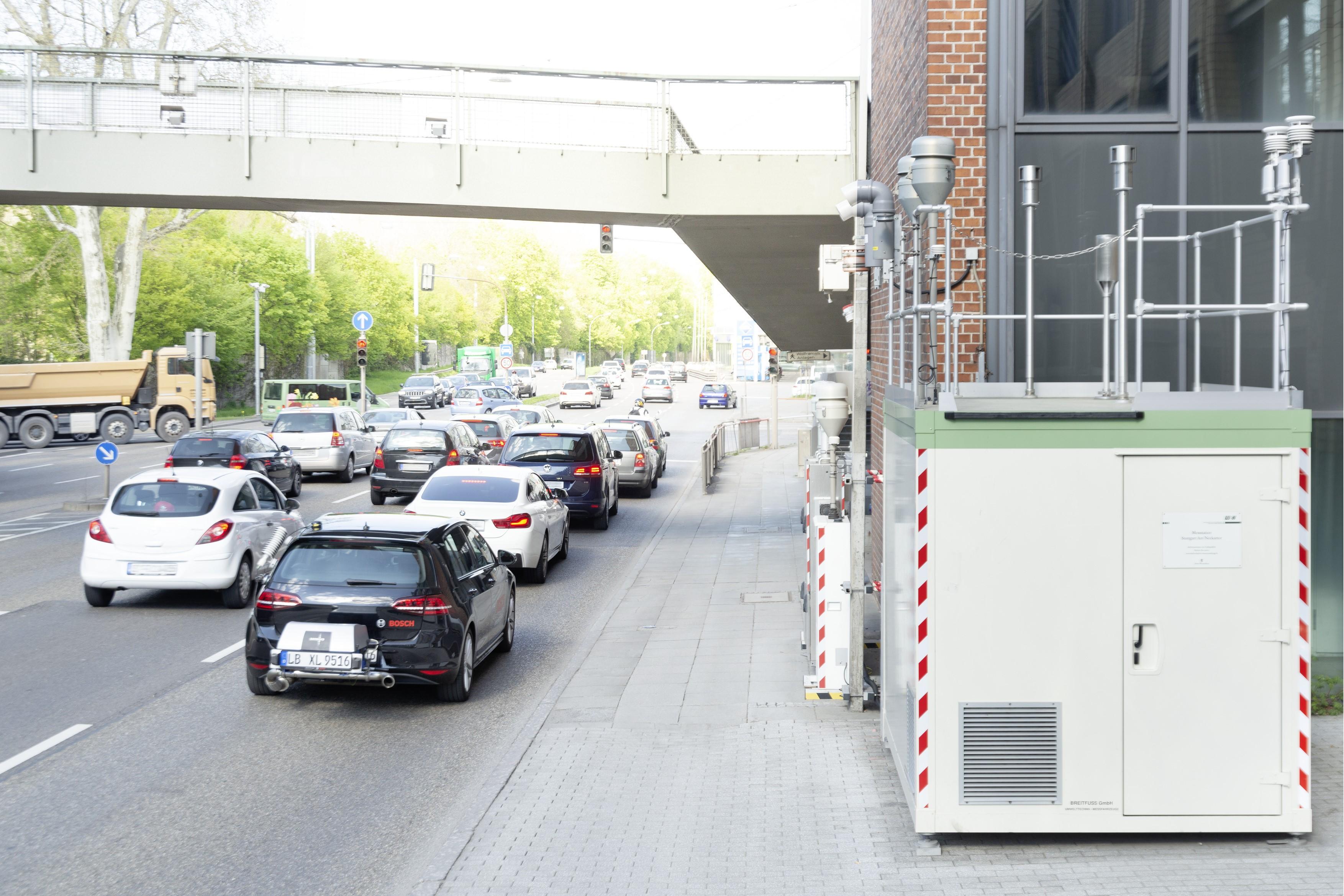 Bosch vindt nieuwe wegen voor mobiliteit en de bescherming van het milieu