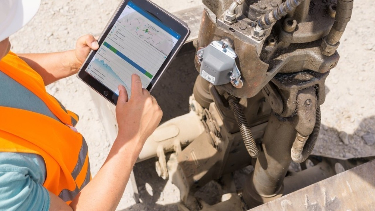 De Bosch IoT-oplossing TRACI lokaliseert machines op bouwwerven en verbetert hun bezettingsgraad