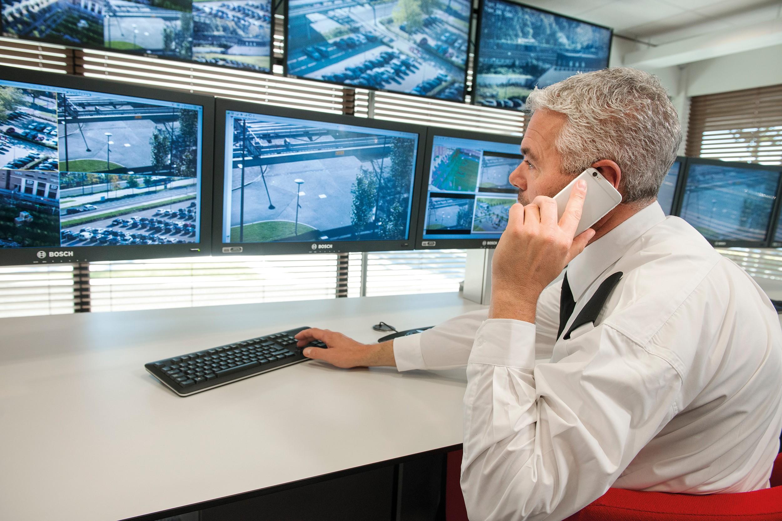 Geconnecteerde oplossingen van Bosch voor een efficiënter dagelijks beheer van grote infraprojecten