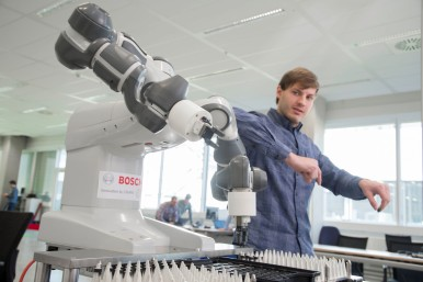 De industriële toepassing van artificiële intelligentie