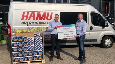 Bosch en HAMU Holding breiden partnership verder uit