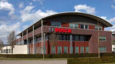 Bosch groeit sterk in Nederland