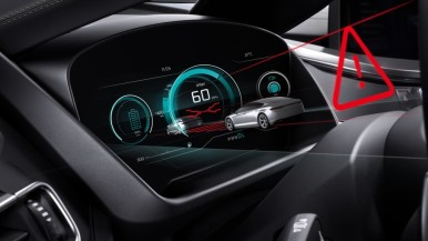 Nieuwe dimensie: Bosch effent het pad voor 3D-displays September 2019 in voertuigen