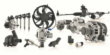 Nieuwe brochure technische onderdelen Bosch