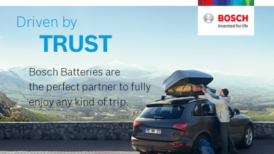 Bosch benadrukt accu-knowhow: expertise ten dienste van betrouwbaarheid