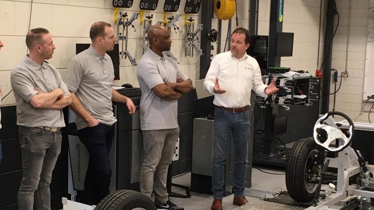 Stern kiest voor de kwaliteit van de Bosch DAS 3000