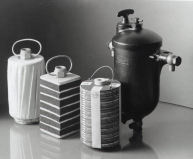 Historische productfoto uit 1939
