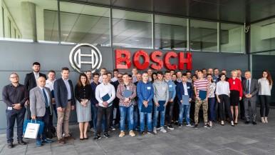 Uczniowie z całej Polski nagrodzeni przez Junkers-Bosch w programie JUNKERS SZKOLI