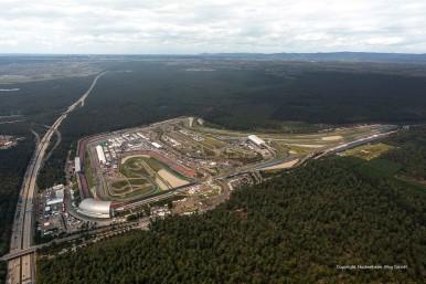 Sieciowe rozwiązanie wideo Bosch na torze wyścigowym Hockenheimring w Niemczech