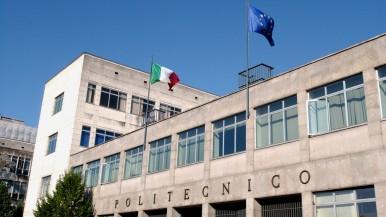 System nagłośnieniowy i dźwiękowy system ostrzegawczy Bosch na Politechnice w Turynie