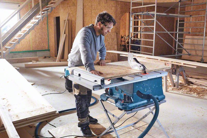 Nowa stołowa piła tarczowa Bosch dla profesjonalistów