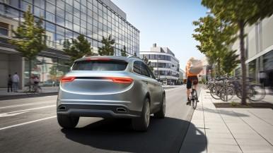 Kamera Bosch z zastosowaniem sztucznej inteligencji wspomaga kierowcę i umożliwia automatyzację jazdy