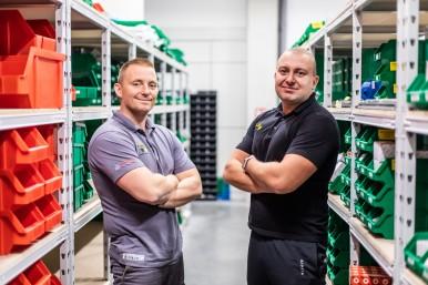 Spółka sia Abrasives umacnia swoją obecność  w Goleniowie i tworzy dział badawczo-rozwojowy