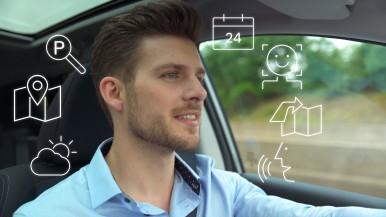 Rozwiązania Bosch prezentowane na targach CES w Las Vegas