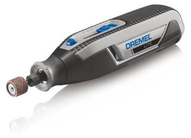 Bezprzewodowy Dremel Lite zapewnia pełną kontrolę podczas pracy