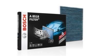 Bosch FILTER +: czyste powietrze w Twoim samochodzie