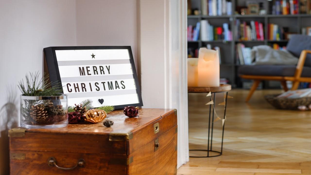 Panel świetlny: świąteczny akcent, który ozdobi Twoje wnętrze.