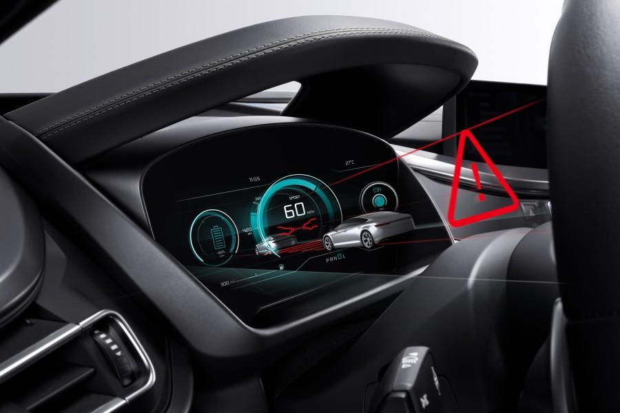 Nowy wyświetlacz samochodowy 3D od Boscha