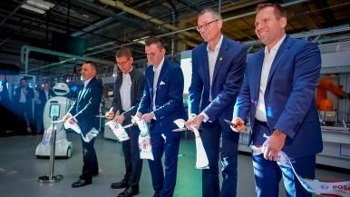 Bosch inwestuje w Polsce 80 mln zł w produkcję systemów hamulcowych dla pojazdów hybrydowych i elektrycznych