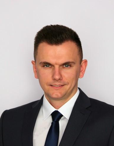Mateusz Borgul - Kierownik Projektu iBooster 2 w fabryce Bosch w Mirkowie