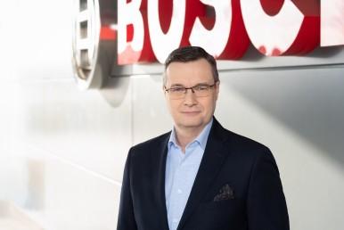 Rafał Rudzinski - Prezes Robert Bosch Sp. z o.o