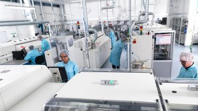 Bosch wzmacnia strategiczną współpracę z Ceres Power, ekspertem od ogniw paliwowych, zwiększając swój udział w spółce